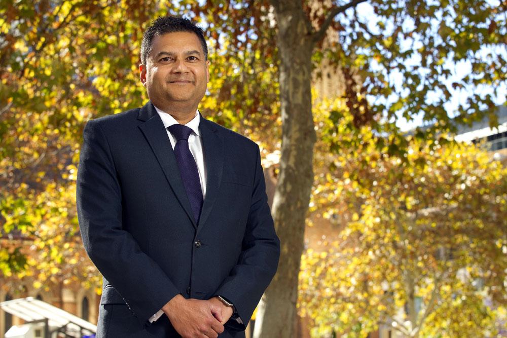 WA Super CEO Fabian Ross