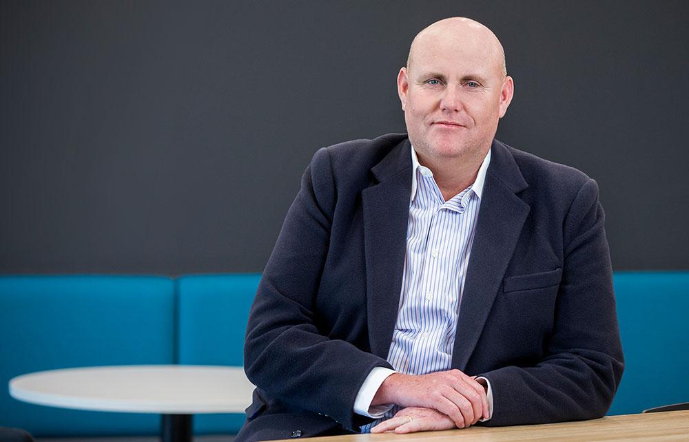 NESS Super CEO Paul Cahill